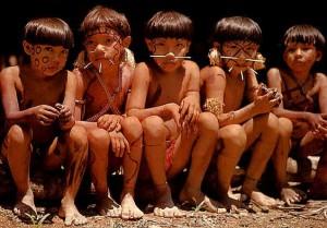 Yanomami 5 Enfants-1